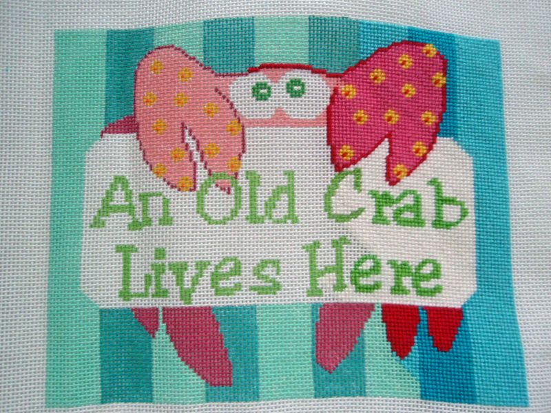 Old Crab Restitched