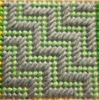 Jacquard Stitch Step 2