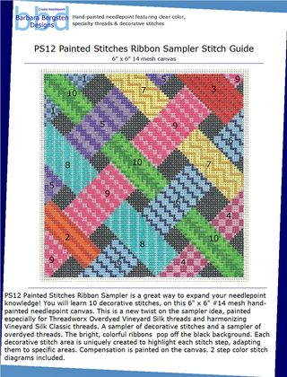 PS12 Ribbon Sampler cover