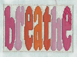 Breathe stitched