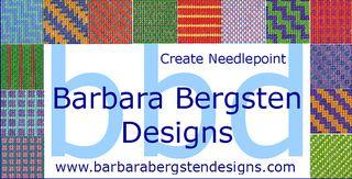 Needlepoint Barbara Bergsten Designs