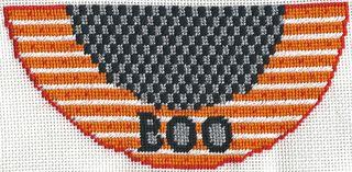 K12 BOO stitched