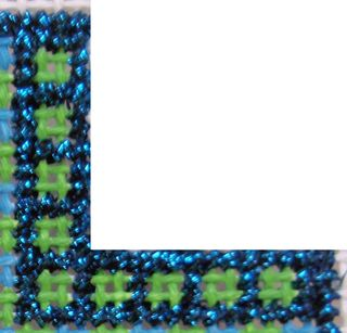 C03 PS18 Framed Mosaic Stitch step 1
