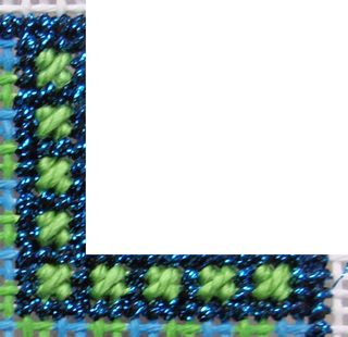 C04 PS18 Framed Mosaic Stitch step 2