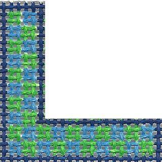 D PS18 Reverse Mosaic Stitch