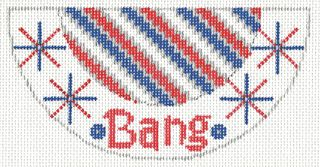 K13 Bang Needlepoint Kiss