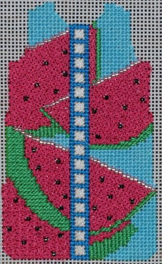Barbara Bergsten Designs MS16 Watermelon Shift