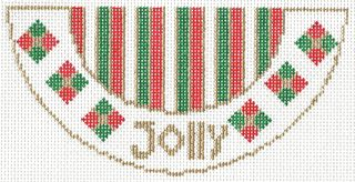 K03 Jolly Needlepoint Kiss-1