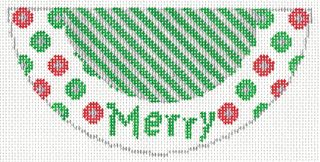 K02 Merry Needlepoint Kiss-1