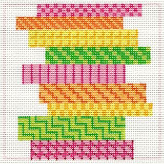 PS21 Small Stacked Stitches