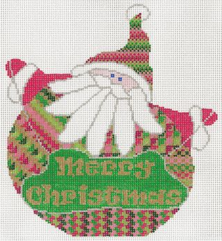 X59 Large Santa Stitches